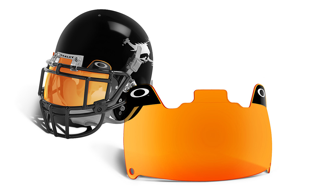 Football Visors Oakley